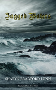 Jagged Waters Cover
