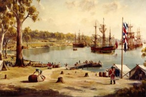 Australia - early settlement